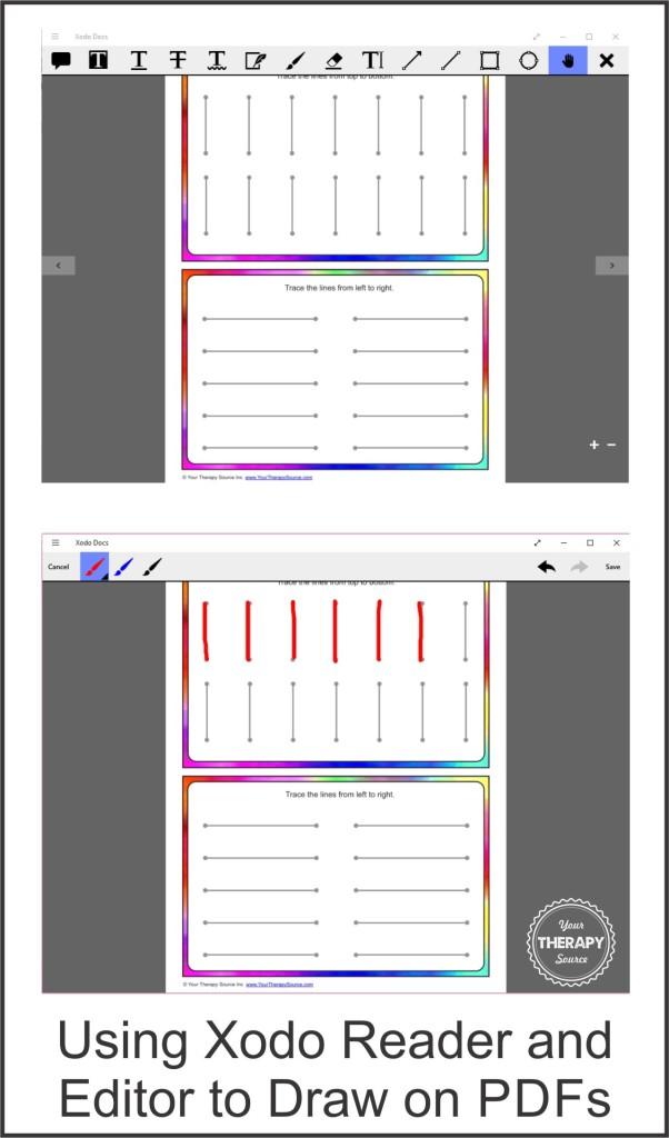 Mark Up PDF Xodo